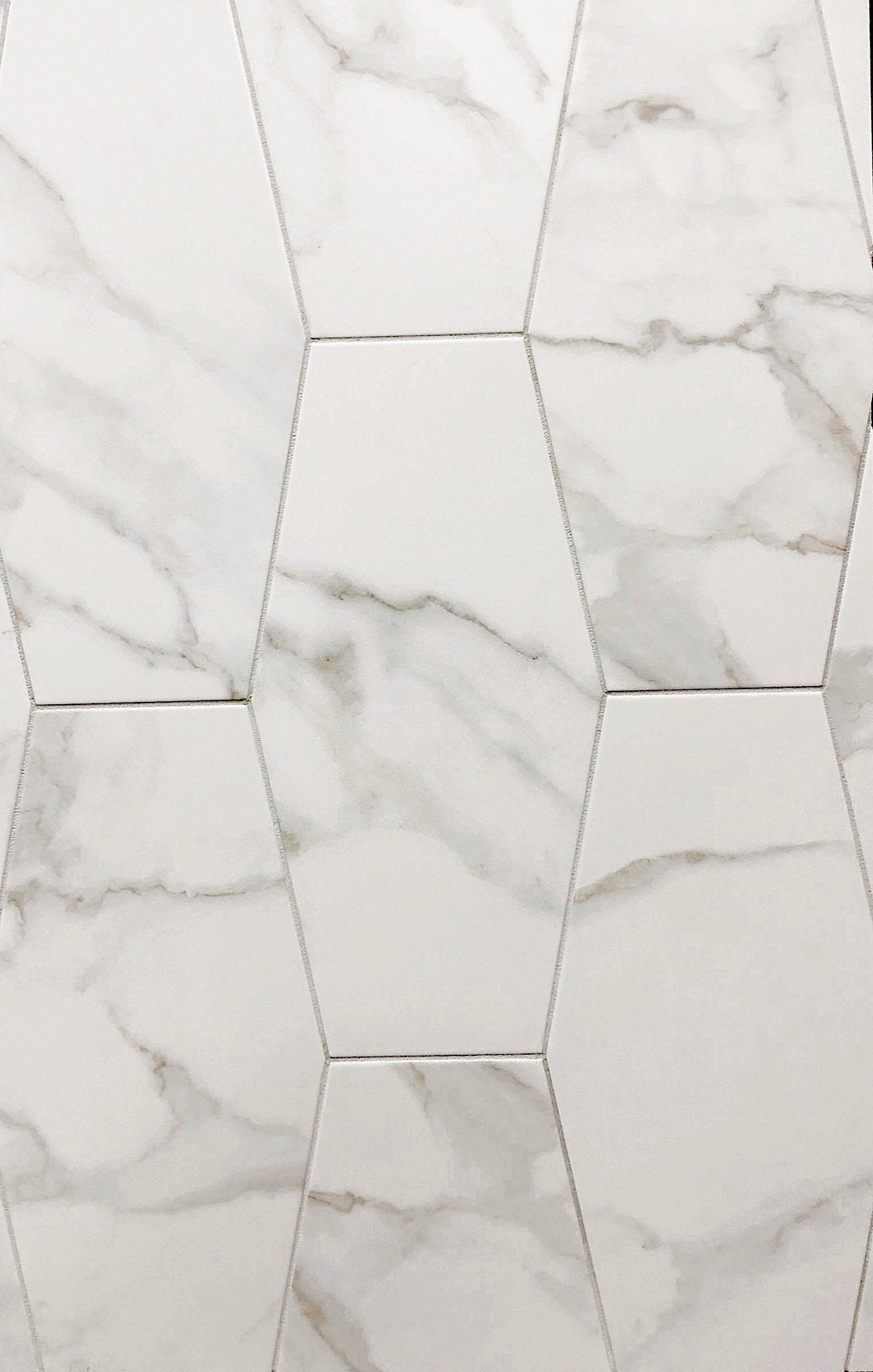 Luxury Stone Calacatta Oro Hexagon Tile Outlet Chicago